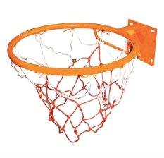 Khung bóng rổ 40cm (Cam)