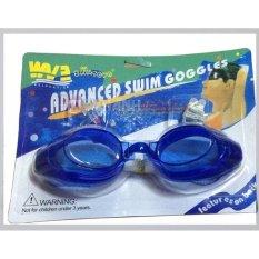 Kính bơi người lớn aquatic -có nút chặn tai-kẹp mũi-GDTL A027