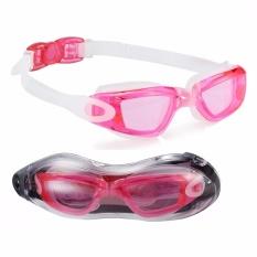 Kính bơi thời trang cao cấp 2360, mắt KÍNH TRONG, Chống UV, Chống hấp hơi SPORTY