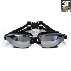 Kinh bơi tráng gương chống sương và tia UV CMON SG01D (Đen)