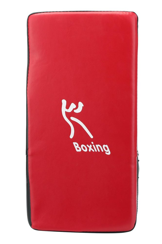 Leegoal Kick Boxing Chân-mục tiêu Đào Tạo Miếng Lót Sanda Boxing Sparring Đá Shield-quốc tế