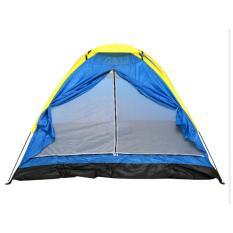 Lều Trại Du Lịch 2-3 người (Xanh)