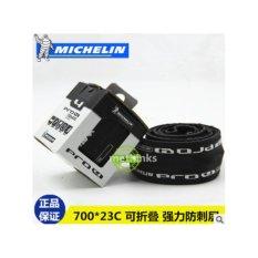 Lốp Michelin PRO4-TS 700x23C tanh lụa