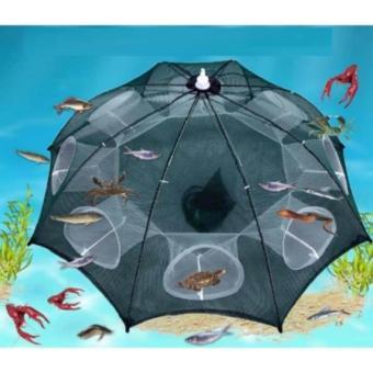 Lưới Đánh Bắt Cá Bát Quái 8 cửa kiểu mới