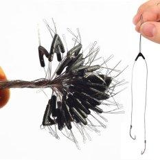 Bộ 50 dụng cụ câu cá 2 móc hiệu Makiyo