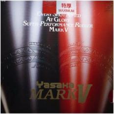 Mặt vợt bóng bàn Yasaka Mark V ( Đỏ)