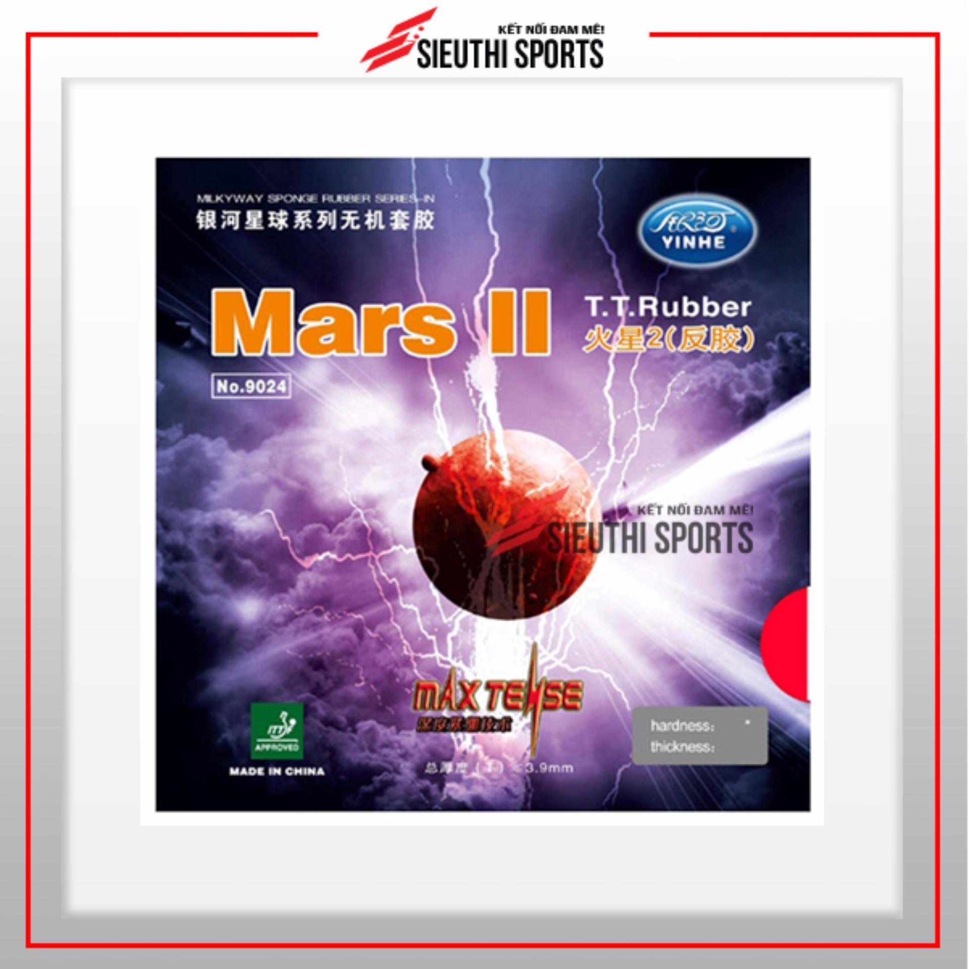 Mặt Vợt Mars II YinHe