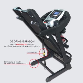 Máy chạy bộ đa năng Ganas T900 - 4