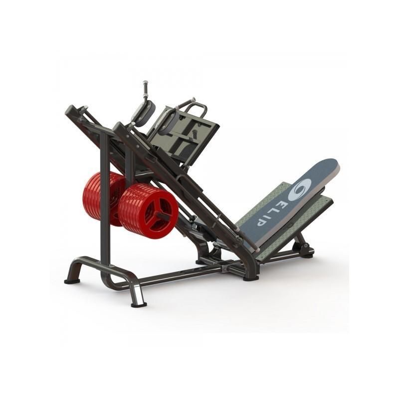 Bảng giá Máy nằm đạp đùi + gánh đùi Elip IT7006