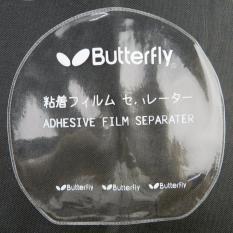 Miếng phim bảo vệ mặt vợt khỏi trầy xước (Bộ 2 miếng), miếng dán mặt vợt bóng bàn