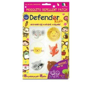 MOSQUITO REPELLENT PATCH_DEFENDER KIDS - intl