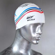 Mũ bơi Whale CAP305 (Trắng)