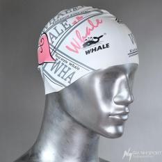 Mũ bơi Whale CAP309 (Trắng)
