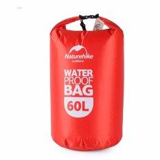 Naturehike Outdoor Ultralight Durable Waterproof Bag With Transparent Visual Window 60L – intl