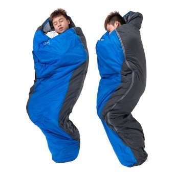 Naturehike Portable Ultralight Mummy Shape Travel Hiking Sleeping Bag - intl