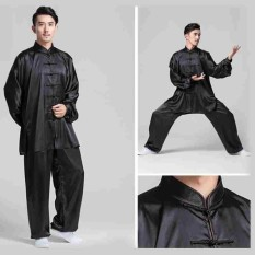 Trung Quốc MỚI Vịnh xuân Kung Fu Đồng Phục Võ Thái cực Phù Hợp Với Wushu Quần Áo-quốc tế