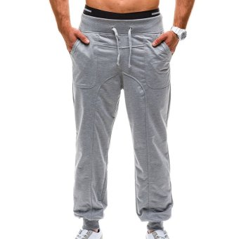 New Fashion Men Sport Sweatpants - intl