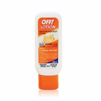 Off! Lotion Mosquito Repellent - intl