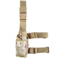 Outdoor Multifunctional Camouflage Holster Waist Leg Pouch – intl
