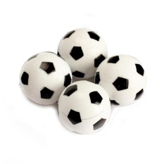 PAlight 4pcs 32mm Plastic Soccer Table Foosball – intl