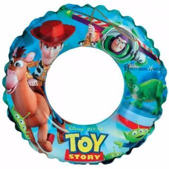 Phao tròn Intex Toys story 61 cm dùng cho bé từ 3 đến 6 tuổi