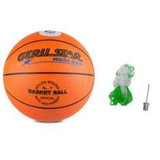 Quả bóng rổ cao su gerustar số 7