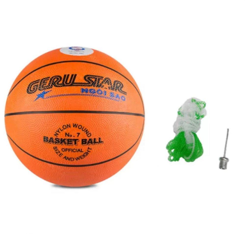Giá bán Quả bóng rổ cao su gerustar số 7
