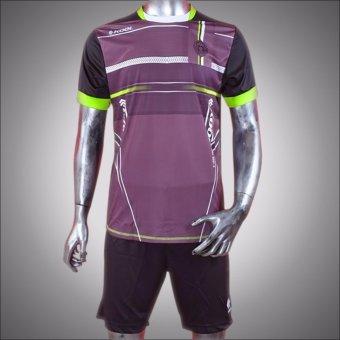 Quần áo bóng đá Kool Thái chính hãng KFB-S088-AG (ghi xám)
