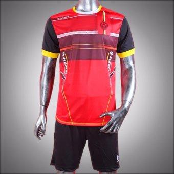 Quần áo bóng đá Kool Thái KFB-S088-RY (đỏ)