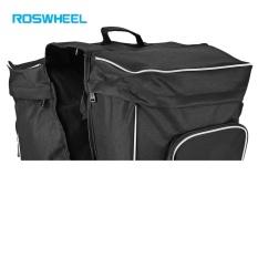 ROSWHEEL 30L Túi Xe Đạp Xe Đạp Giá Treo Túi 2 trong 1 Đa Năng 2 Mặt Đường MTB Pannier Ngồi Ghế Phía Sau Thân Cây túi Bicicleta-quốc tế