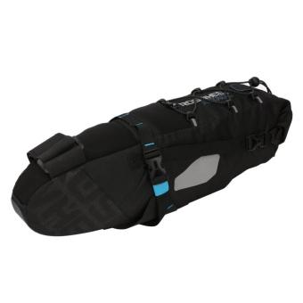 ROSWHEEL Adjustable 10L Waterproof Bike Saddle Tail Seat Bag - intl
