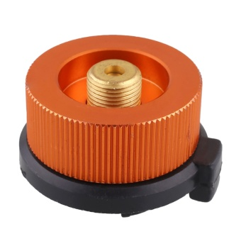 Sports Outdoors Camping Stoves Outdoor Hiking Stove Furnace Converter Connector Gas Cans Tank Adapter - intl