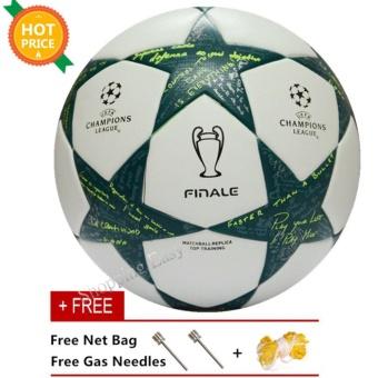 Sports Outdoors Footballs Champions League Football Ball Official Size 5 Seamless Pu Soccer Ball Training Competition Football Ball - intl