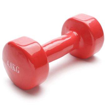 Tạ tay Tiến Sport NK 4 kg (Đỏ)