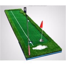 Thảm tập Golf tại nhà PGM Golf Green 3m x 0.5m