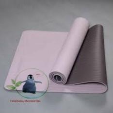 Thảm tập yoga 10mm (màu ghi)