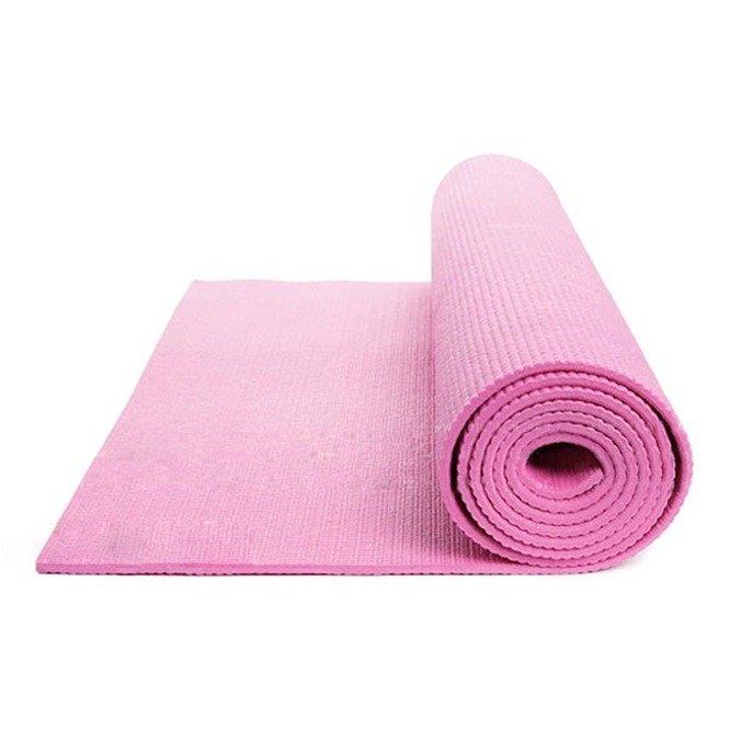 Thảm Tập Yoga Loại Cao Cấp Có Túi Đựng (Hồng)