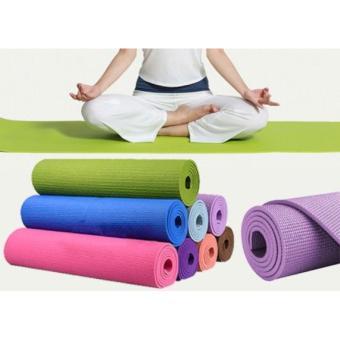 Thảm tập yoga Ribobi siêu cao cấp 4mm