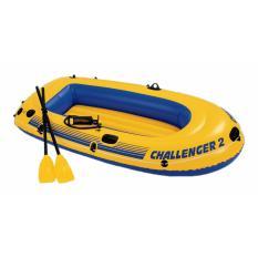 Bảng Báo Giá Thuyền bơm hơi INTEX Challenge 2 người 68367