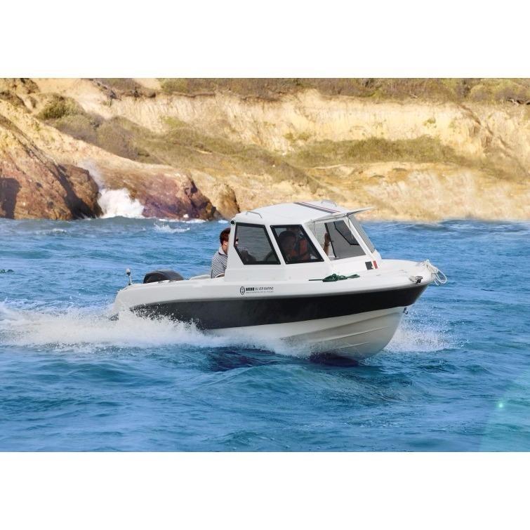 Thuyền câu Piscator 580 – Silver Marine