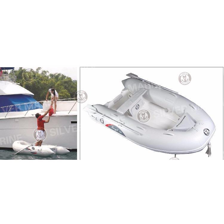 Thuyền hơi đáy cứng Angel 330 – Silver Marine