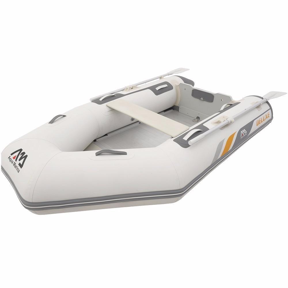 Thuyền phao Deluxe Sport 3m sàn nhôm
