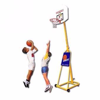Trụ bóng rổ thiếu niên VifaSport 801814 (Vàng)