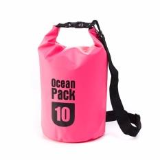 Túi chống nước tuyệt đối 100%, 10L, đeo chéo vai, chất liệu cao cấp POPO Sports