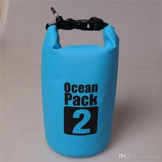 Túi chống nước tuyệt đối 100%, 2L, chất liệu cao cấp POPO Sports