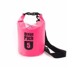 Túi chống nước tuyệt đối 100%, 5L, chất liệu cao cấp POPO Sports