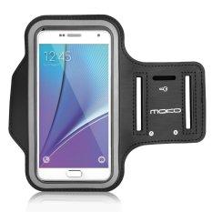Túi đeo tay chống nước Moko đựng điện thoại khi tập thể dục dành cho Iphone 6/6s plus, Galaxy S7 Edge (Đen)