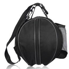 Túi đựng bóng rổ, có ngăn đựng bình nước, ngăn nhỏ đựng phụ kiện chất liệu cao cấp POPO Sports