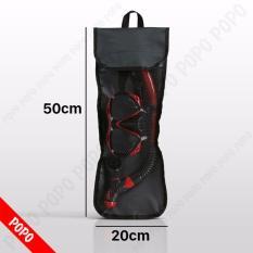 Túi đựng mặt nạ lặn ống thở kích thước 50cm x 20cm chất liệu cao cấp POPO Collection