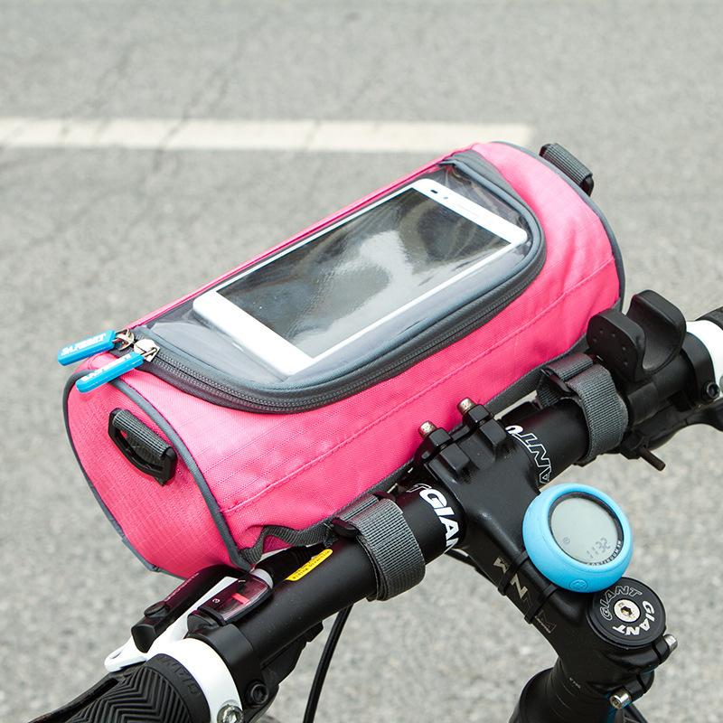 Túi loại to đeo chéo hay treeo trên xe đạp BT99.82-HONG